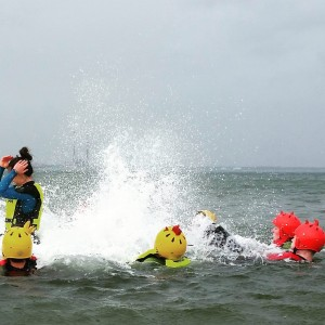 Moontour Summer Gaeltacht Course Watersports